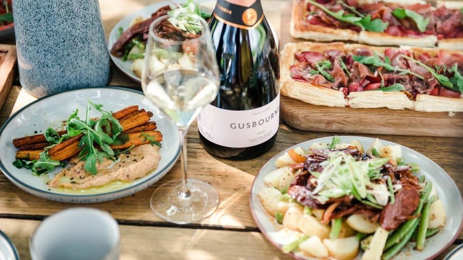 Gusbourne Lunch
