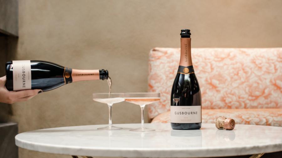 Gusbourne Rosé Sparkling Wine