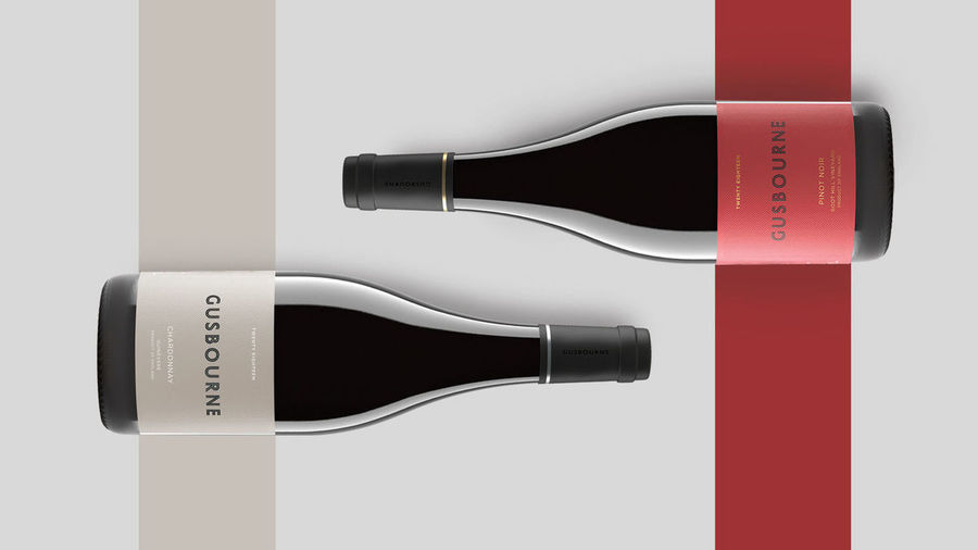 Gusbourne Pinot Noir and Chardonnay Wine