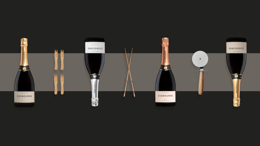 Gusbourne Wine Takeaway Pairings