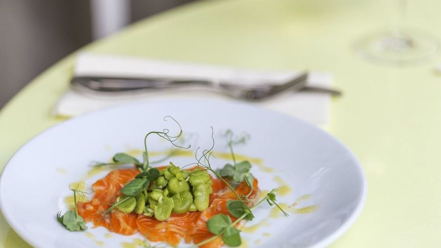 Gusbourne Southernhay House Smoked Salmon