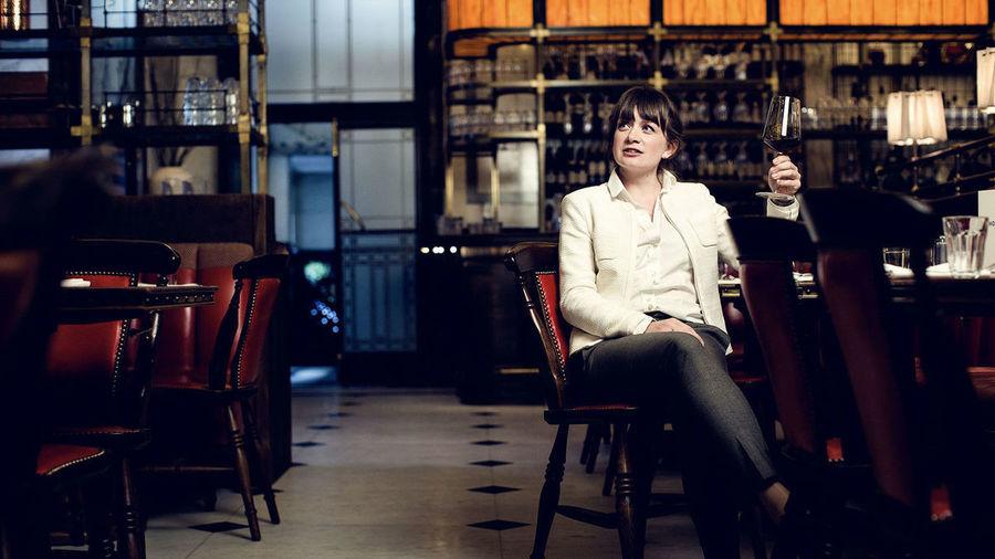 Gusbourne Laura Rhys Master Sommelier