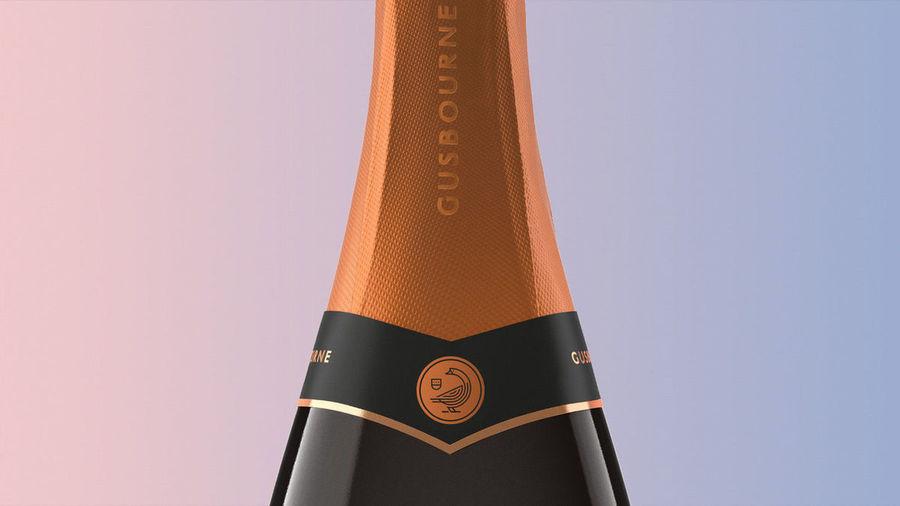 Gusbourne Rosé Sparkling Wine Magnum