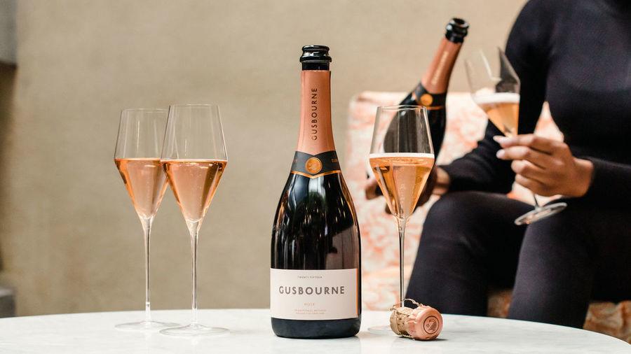 Gusbourne Sparkling Rosé