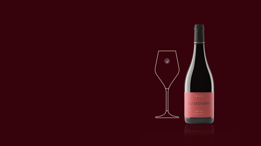 Gusbourne Pinot Noir 2018 Wine